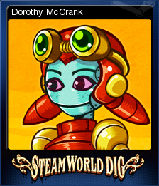 SteamWorld Dig Card 2