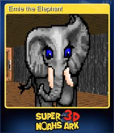 Super 3-D Noah's Ark Card 5