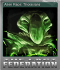 The Last Federation Card 07 Foil