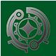 Trinium Wars Badge 1