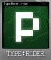 TypeRider Foil 9
