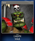 Warhammer 40,000 Dawn of War - Game of the Year Edition Card 8