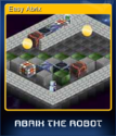 Abrix the robot Card 2