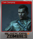 Call of Duty Black Ops II Zombies Foil 8