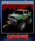 Carmageddon Max Pack Card 6