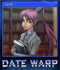 Date Warp Card 2