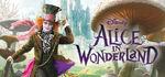Disney Alice in Wonderland Logo