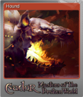 Eador Masters of the Broken World Foil 3