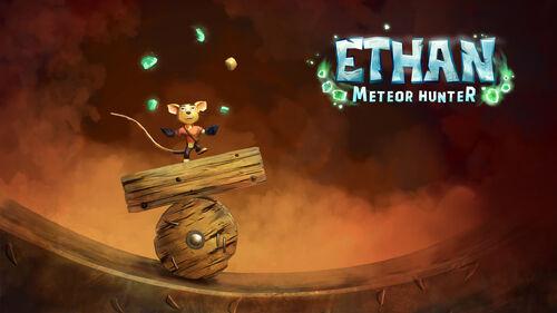 Ethan Meteor Hunter Artwork 2