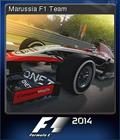 F1 2014 Card 05
