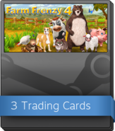 Farm Frenzy 4 Booster Pack