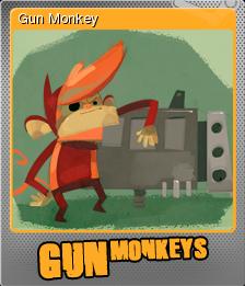 Gun Monkeys Foil 6