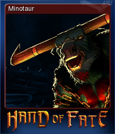 Hand of Fate Card 5