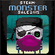 Monster Summer Sale Badge 5000