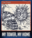 My Tower, My Home Card 3