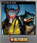 Obliteracers Foil 6