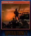 Operation Z Card 1