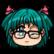 Pixel Puzzles 2 Anime Emoticon winkfairy