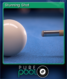Pure Pool Card 9