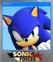 Sonic Forces Foil 11