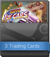 Super Toy Cars Booster