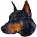 Tactical Intervention Emoticon tidoberman