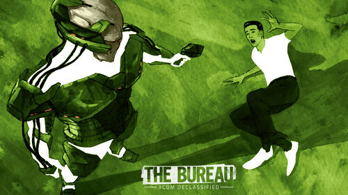 The Bureau XCOM Declassified Artwork 5
