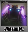 Ultratron Foil 1
