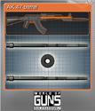 World of Guns Gun Disassembly Foil 07