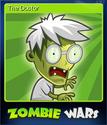 Zombie Wars Invasion Card 2