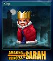 Amazing Princess Sarah Card 03
