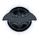 Batman Arkham Asylum Game of the Year Edition Badge 3