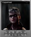 Batman Arkham Origins Foil 3