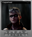 Batman Arkham Origins Foil 3