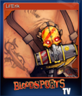 Bloodsports.TV Card 1