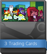 Coin Crypt Booster Pack oct 14