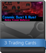 Cosmic Dust & Rust Booster Pack