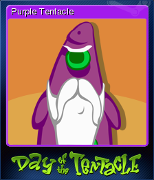 Day of the Tentacle Remastered Card 6