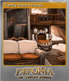 Deponia The Complete Journey Foil 2