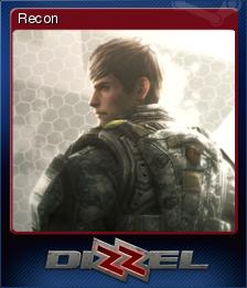 Dizzel Card 4
