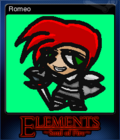 Elements Soul of Fire Card 7