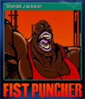 Fist Puncher Card 2