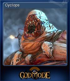 God Mode Card 3