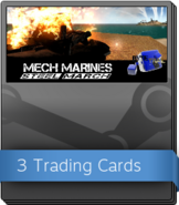Mech Marines Steel March Booster