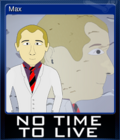 No Time To Live Card 5