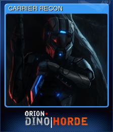 ORION Prelude Card 3