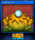 Oozi Earth Adventure Card 6