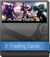 PlanetSide 2 Booster Pack
