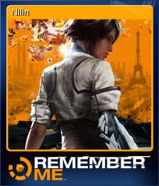 Remember Me Card 2