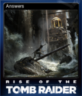 Rise of the Tomb Raider Card 2